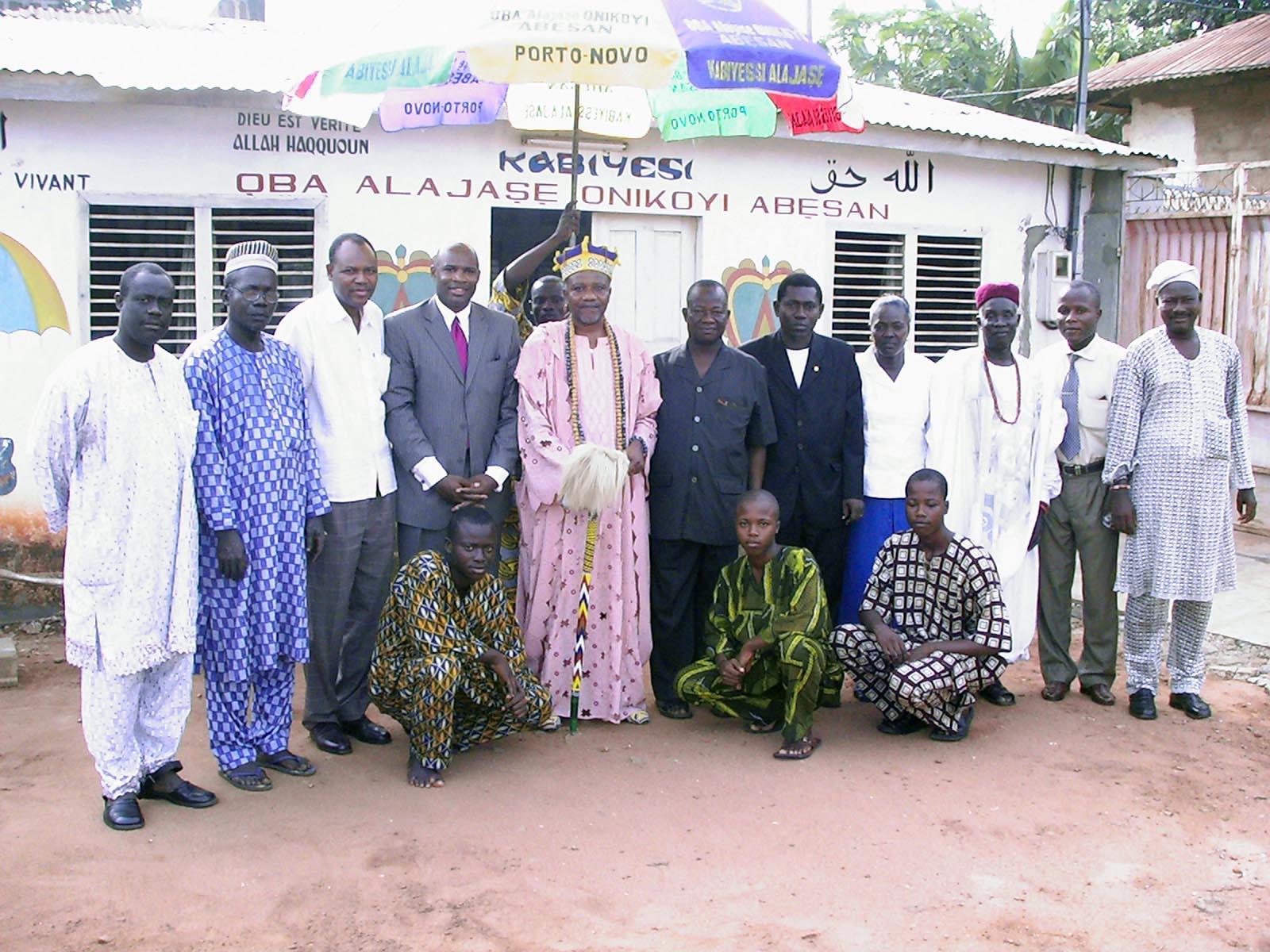 Peace Tour IV - 2006: Benin